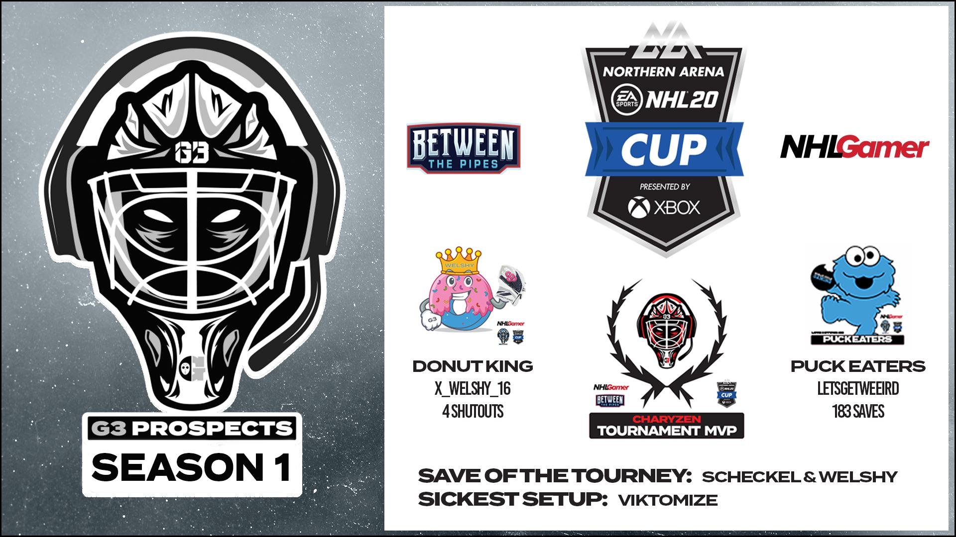 Northern Arena NHL20 Cup Recap