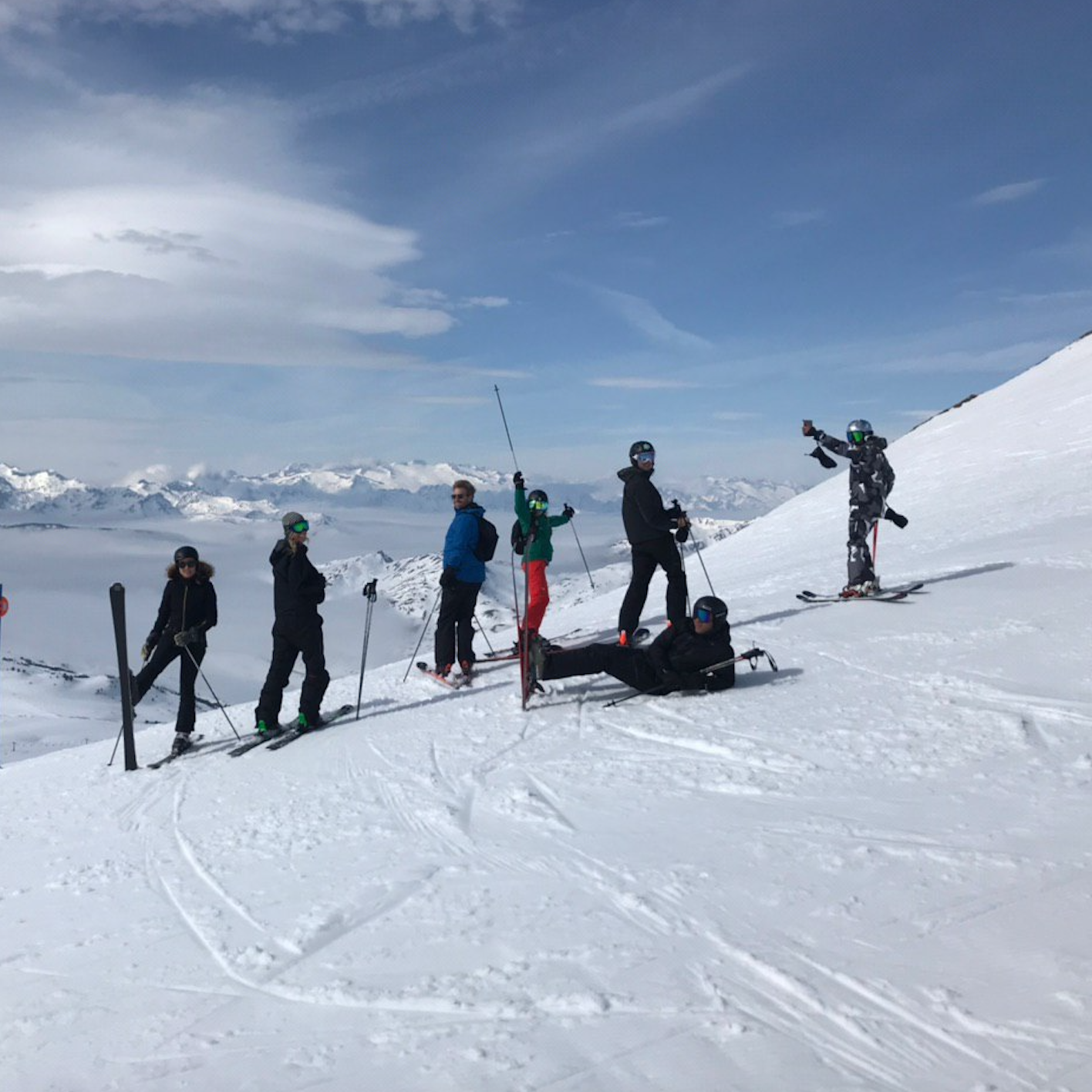 ICE Annual Ski Trip