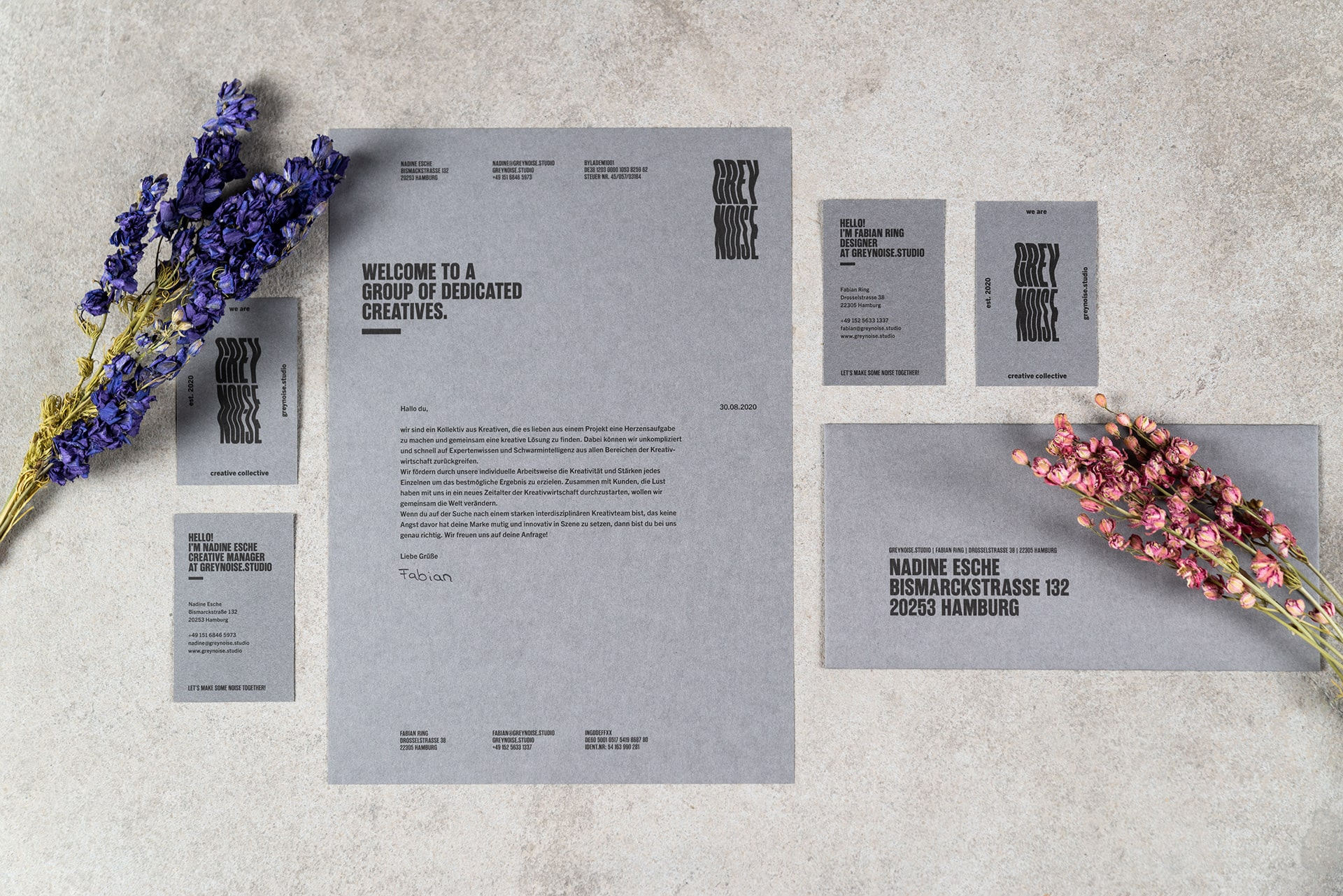 greynoise / Corporate Identity