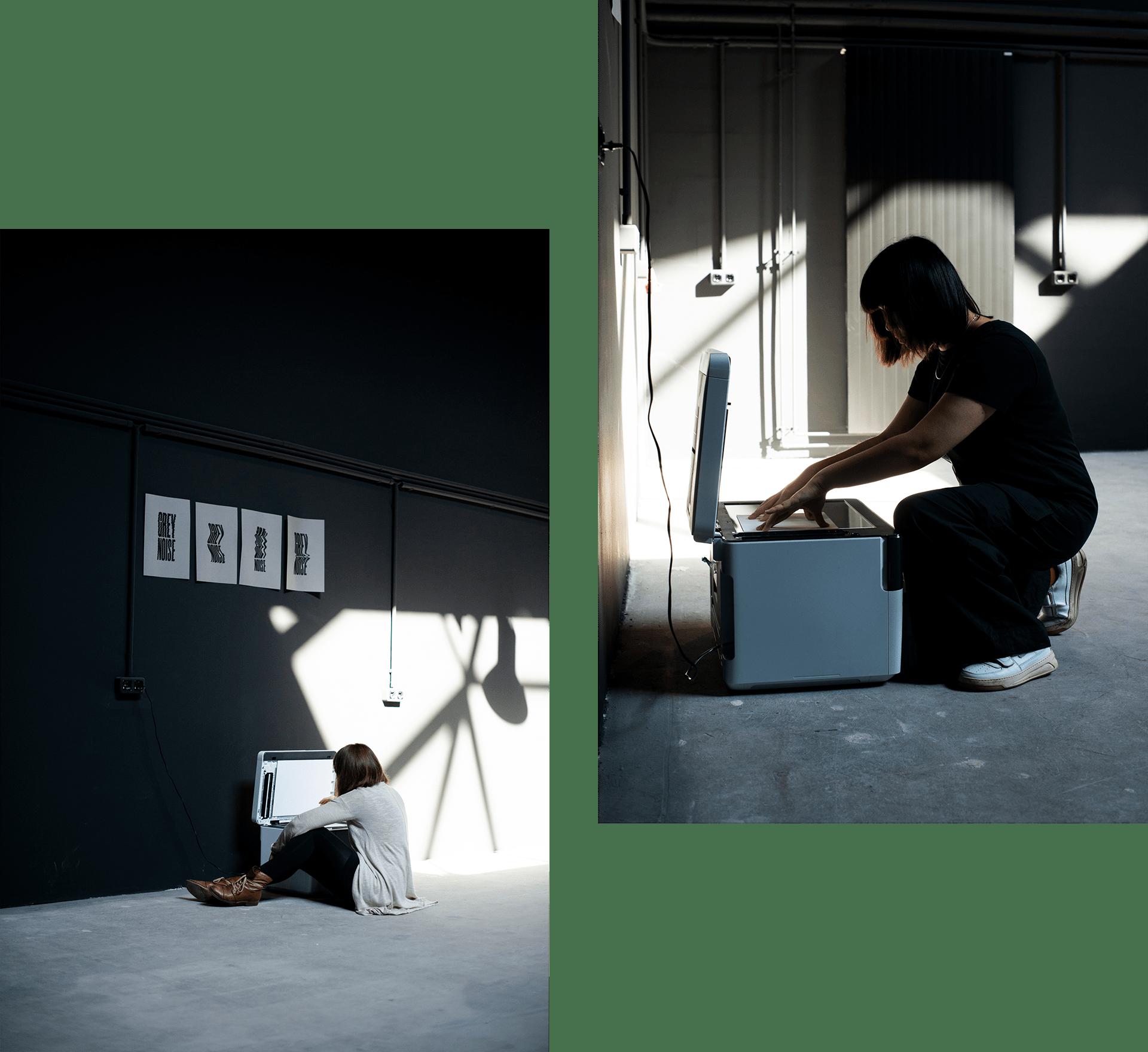 greynoise / Documentation of Logo production