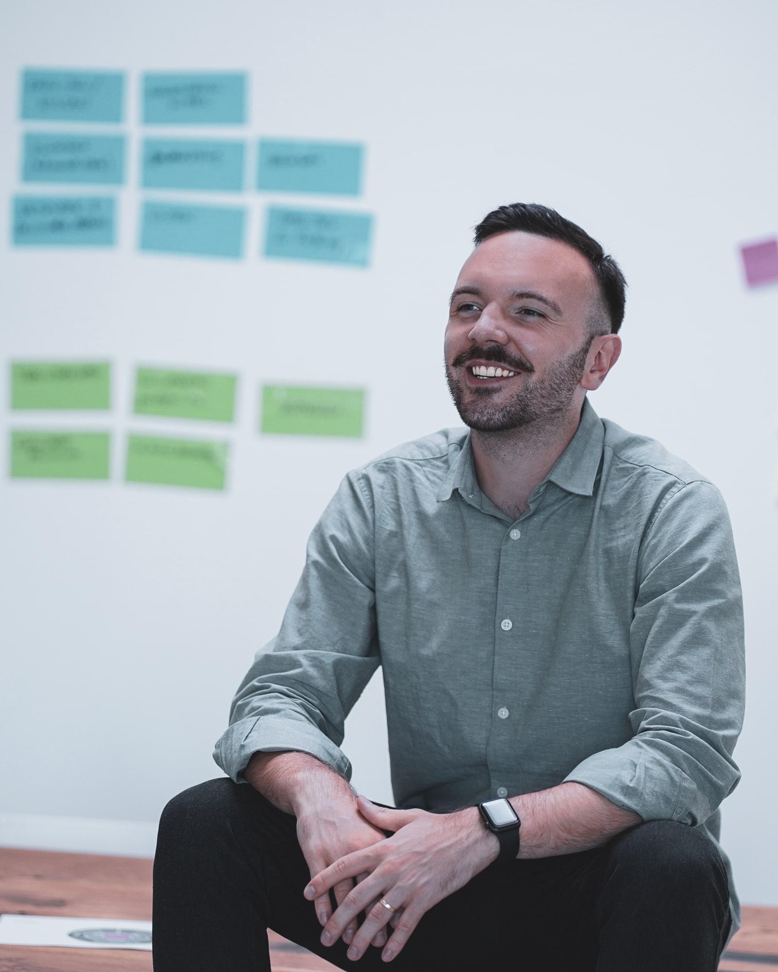 kreativbox Geschäftsführer Design und Marketing - Christopher Grund