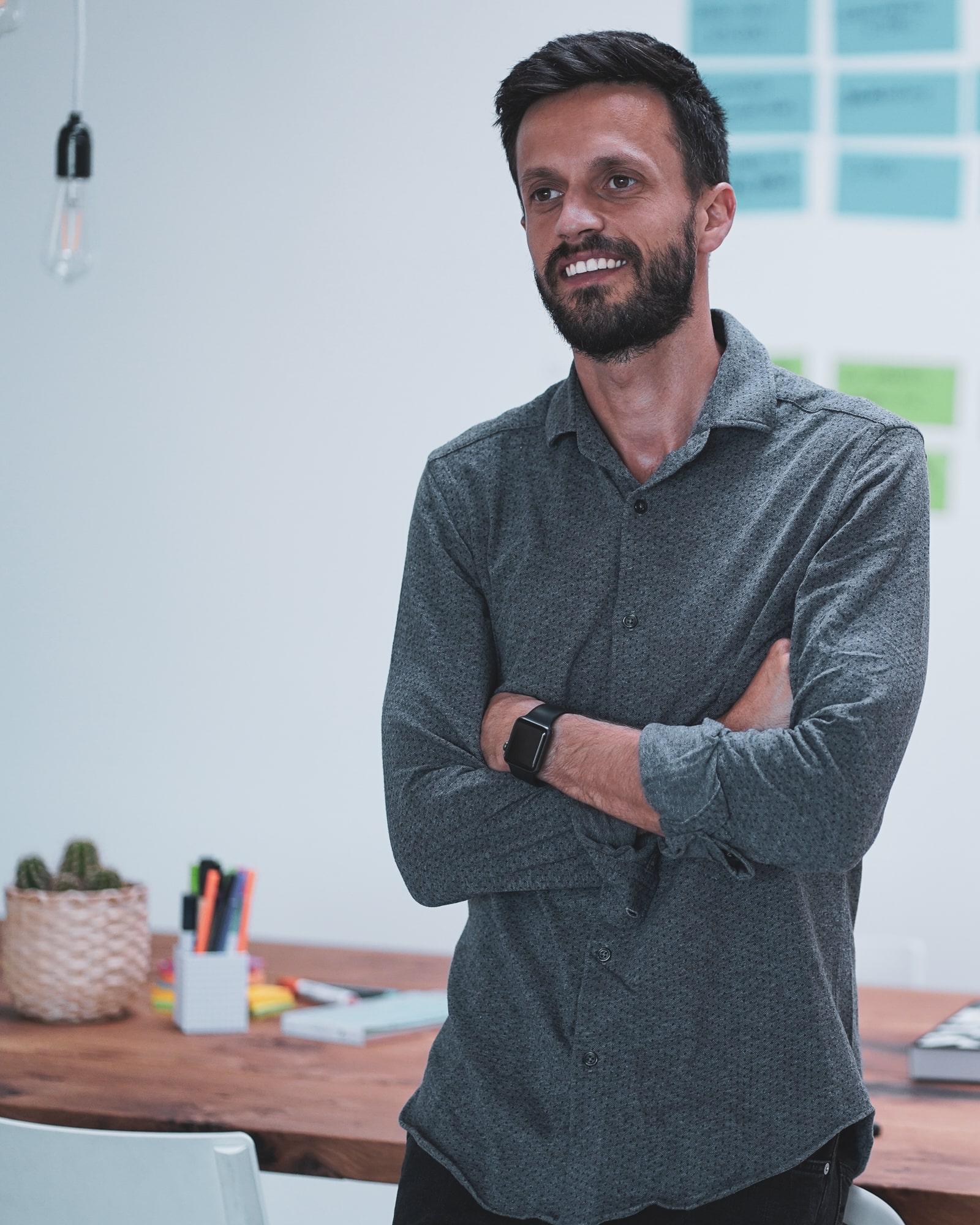 kreativbox Geschäftsführer Branding und Kreativität - Benjamin Reis