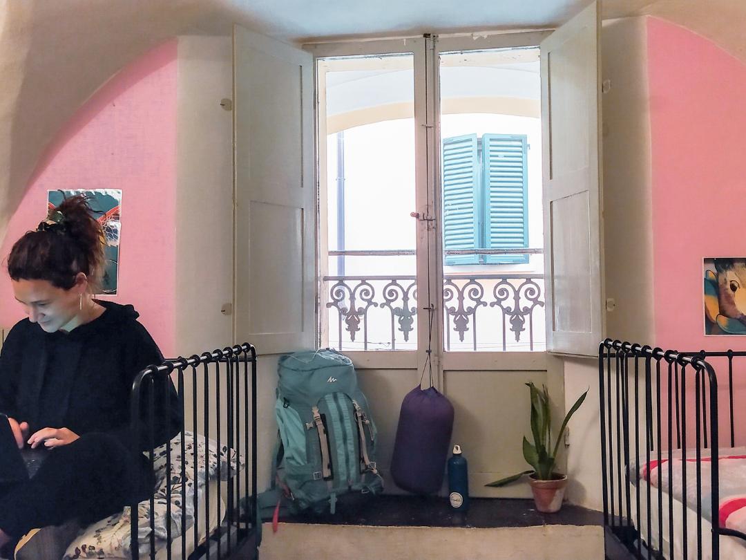 Camera Femminile _ Ostello Nosadillo
