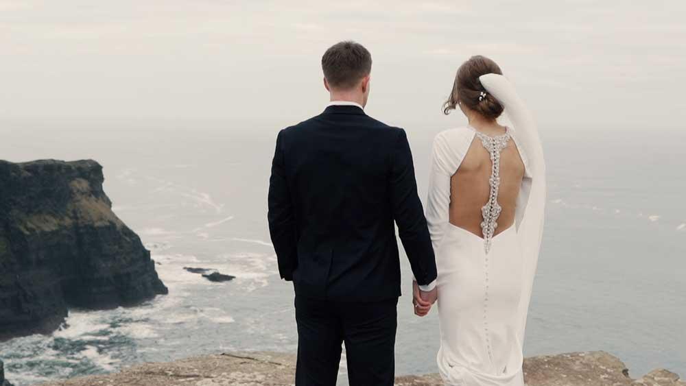 Nadine and James Wedding Photo