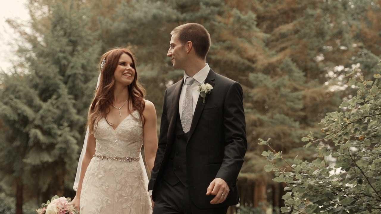 Máire and Shane Wedding
