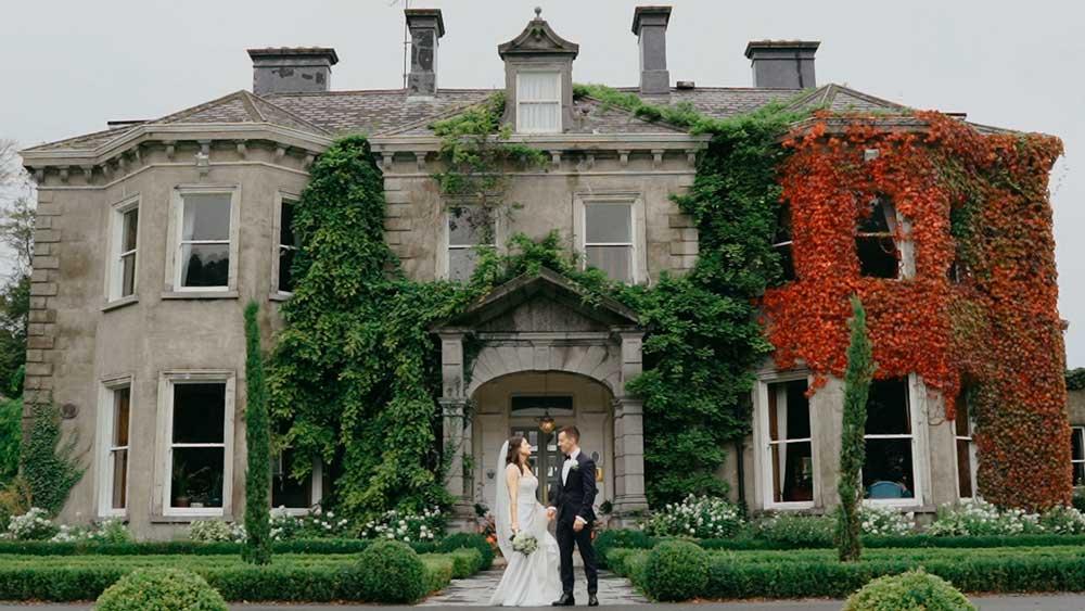 Lorna and Declan Wedding Photo