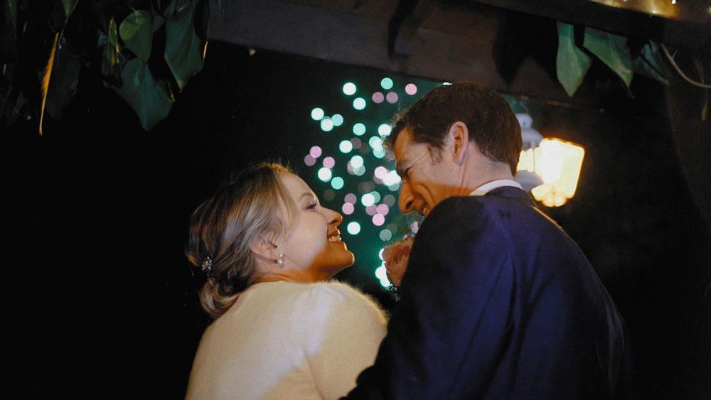 Josefin & Aidan Wedding Photo