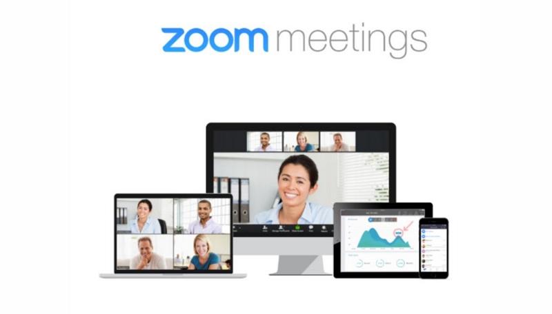Zoom video etrial
