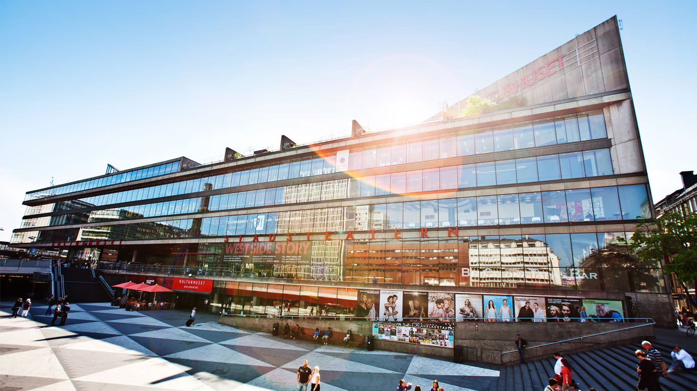 Digitalist wins Stockholm City Theater contract