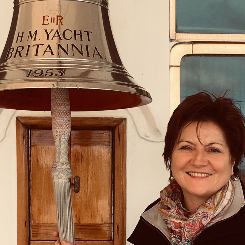 Diane Rawlings Explores Russia
