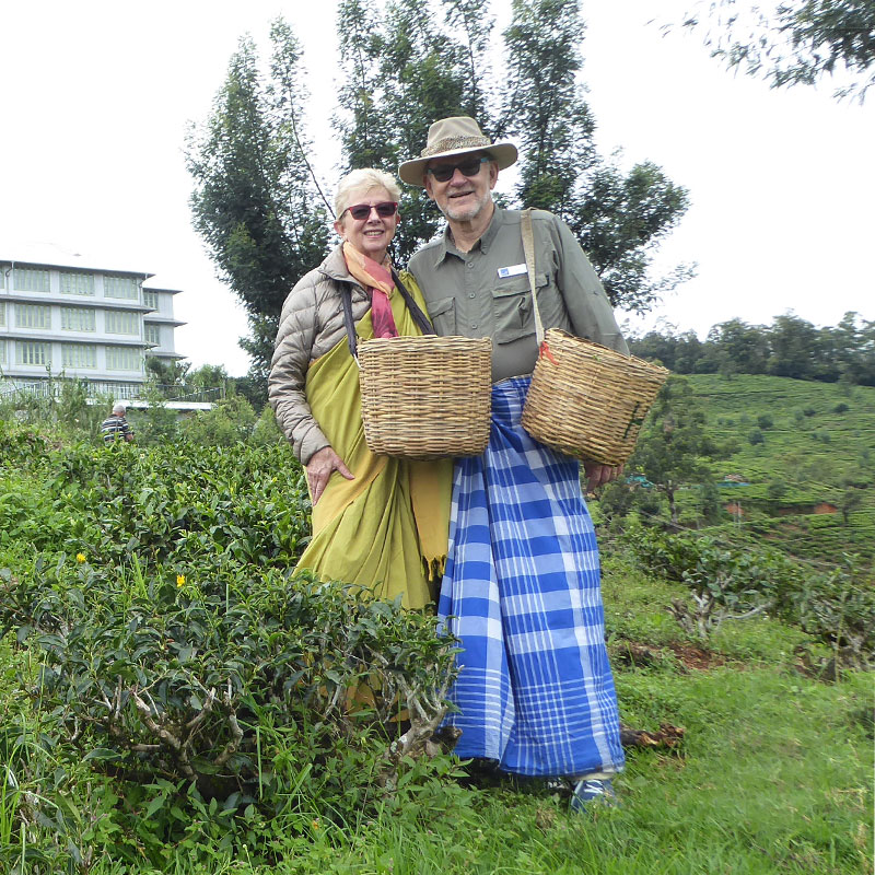 Our clients Kaye and Adrian share their Sri Lanka travel experience