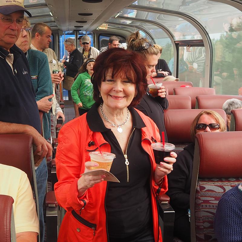 Pam explores Vietnam, Cambodia and Alaska