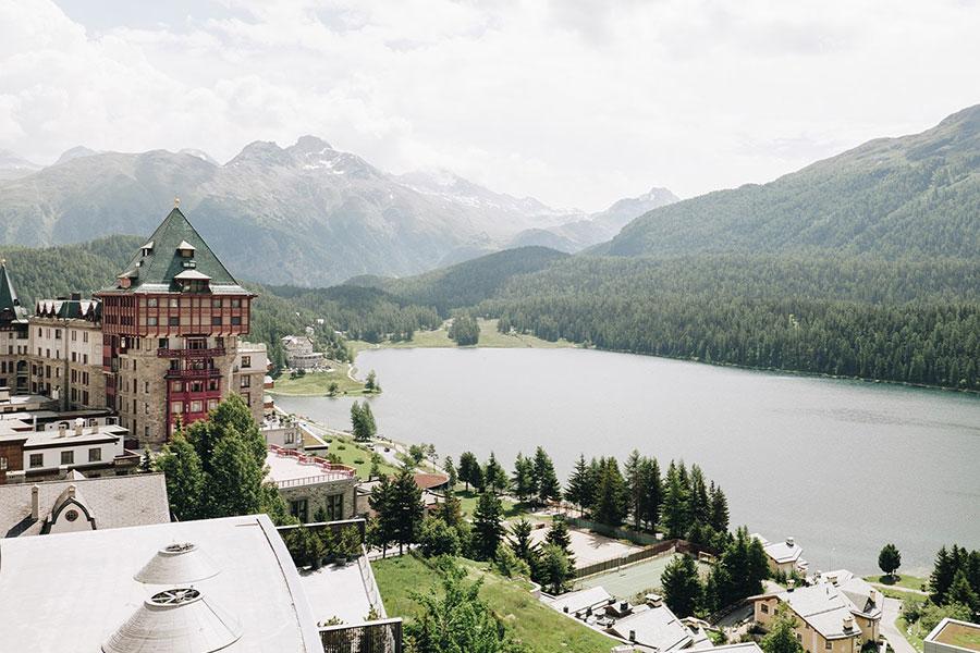 Badrutt's Palace Hotel (Switzerland)