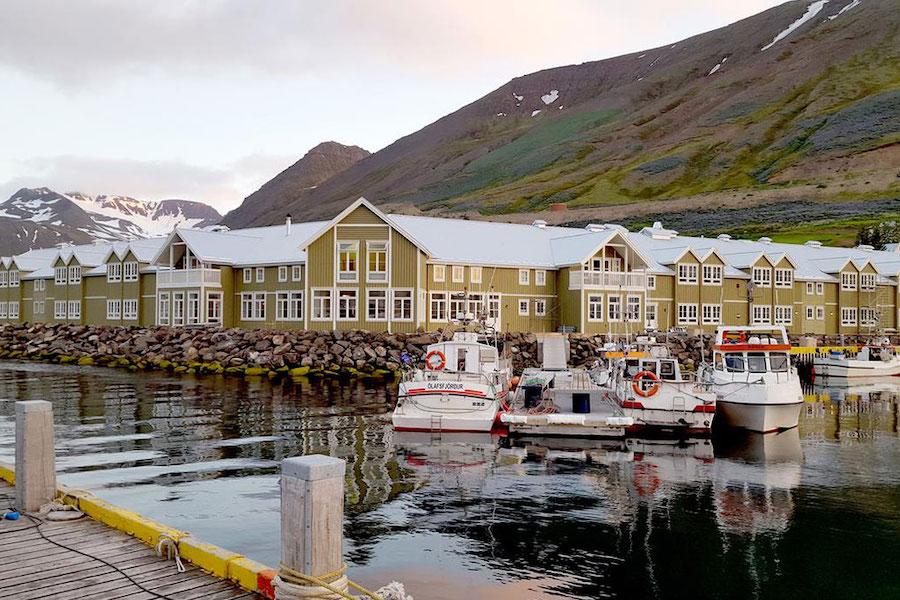 Sigló Hotel (Iceland)