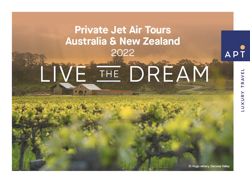 APT Icons of Australia by Private Jet