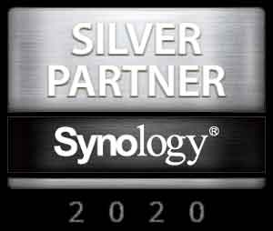 Logo Synology Partner