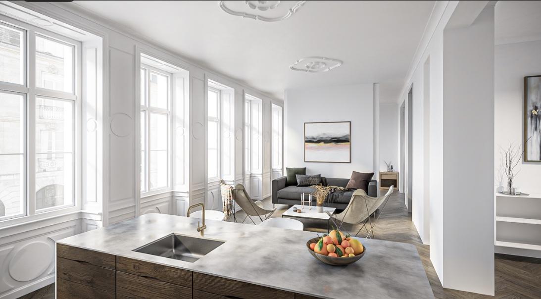 10 lejligheder på Fredericiagade 84 i København K