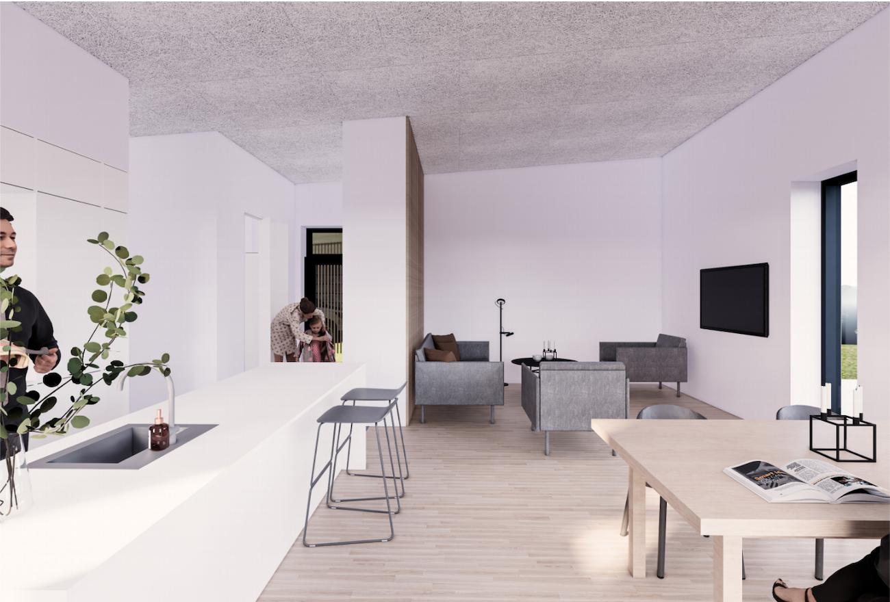 32 boliger nord for Aarhus etape 1