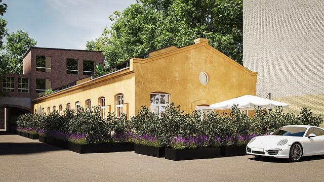 5 ejerlejligheder centralt på Frederiksberg