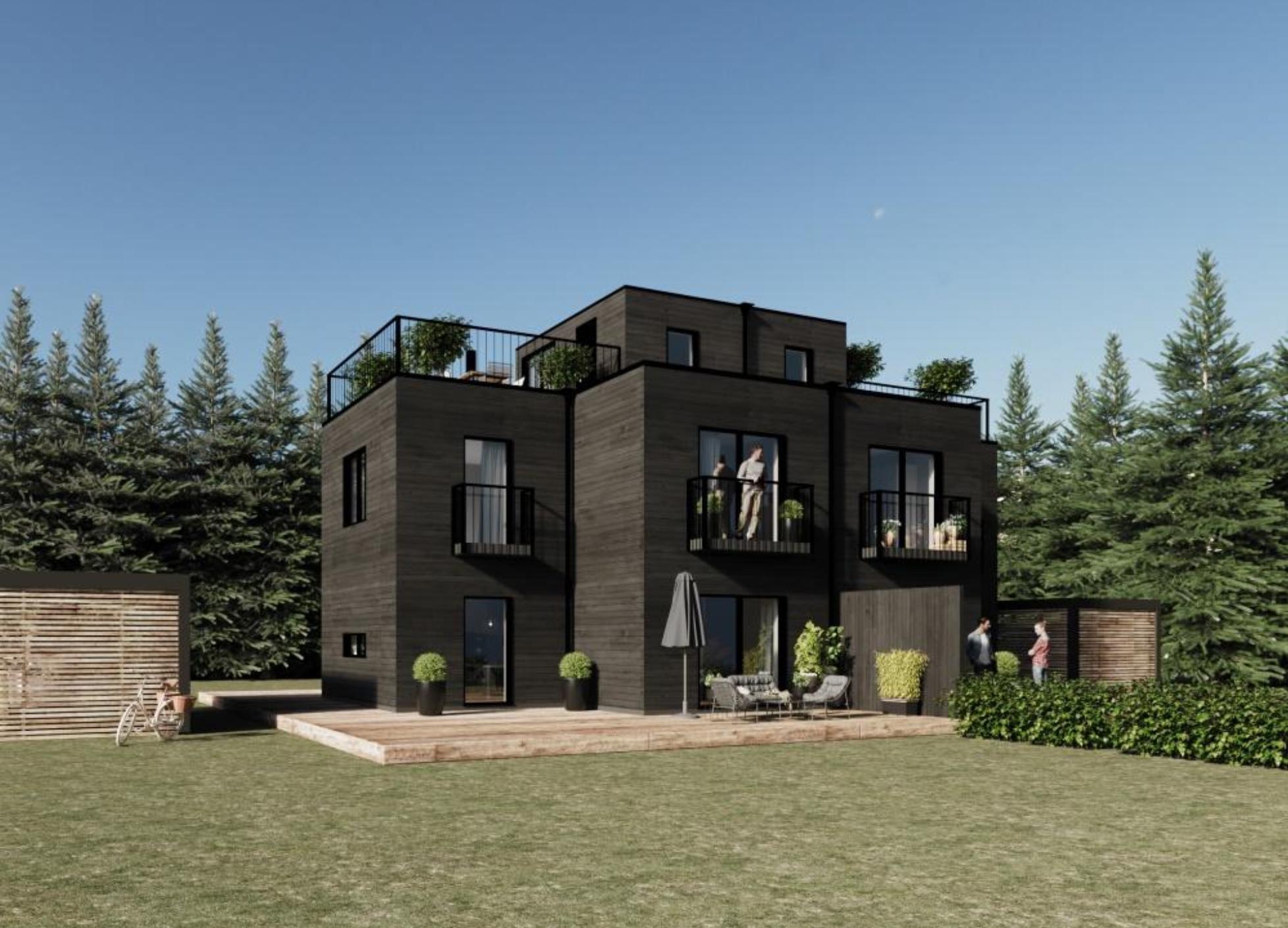 18 boliger med attraktiv beliggenhed i Assens – etape 2