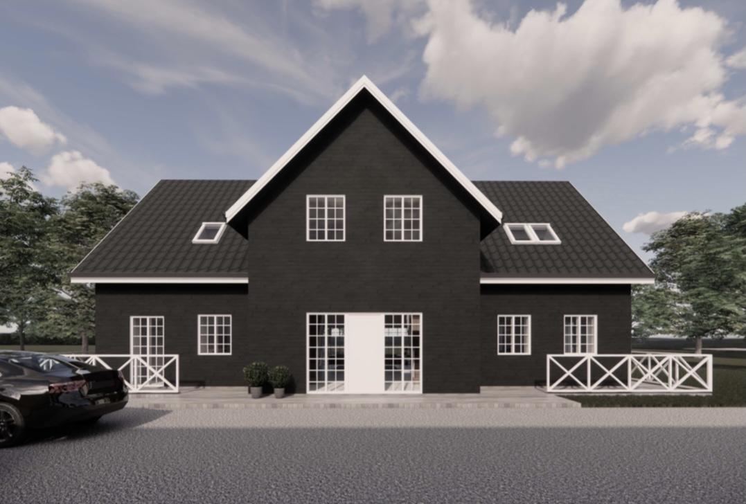 1 liebhavervilla ved Odense
