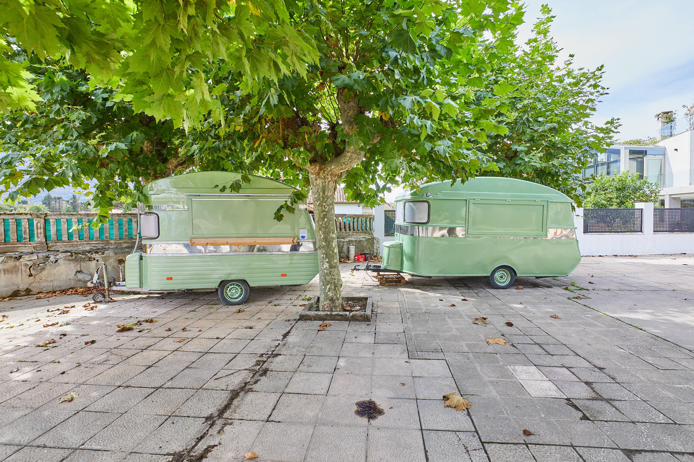 Food truck Medrar Tierra  en La Isla, Colunga, Asturias