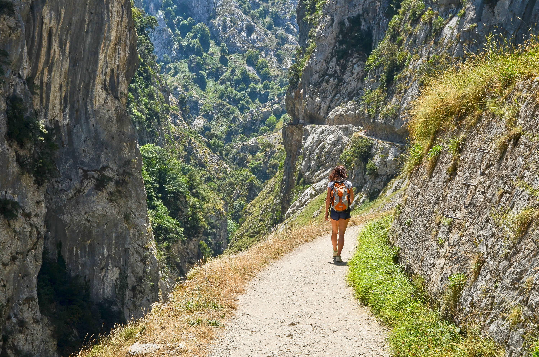 Ruta del Cares entre Poncebos (Asturias) y Cain (León) 6