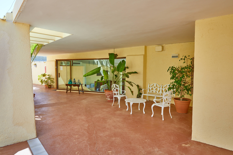 Rincon del Hotel Cortijo El Sotillo en SanJose, Cabo de Gata, Nijar, Almeria, Andalucia
