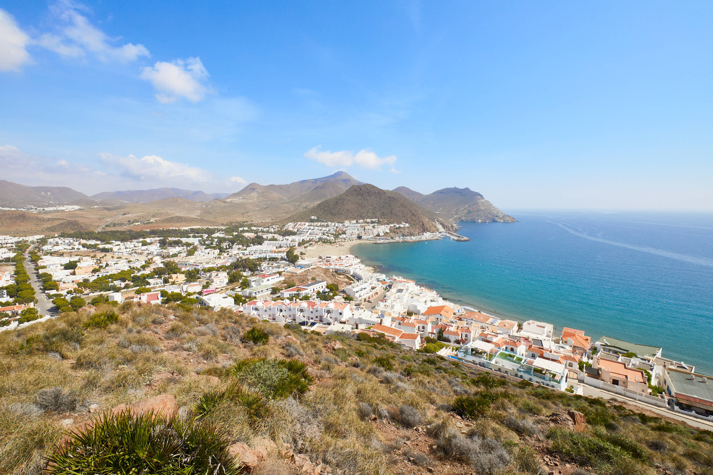 San Jose, Cabo de Gata, Nijar, Almeria, Andalucia