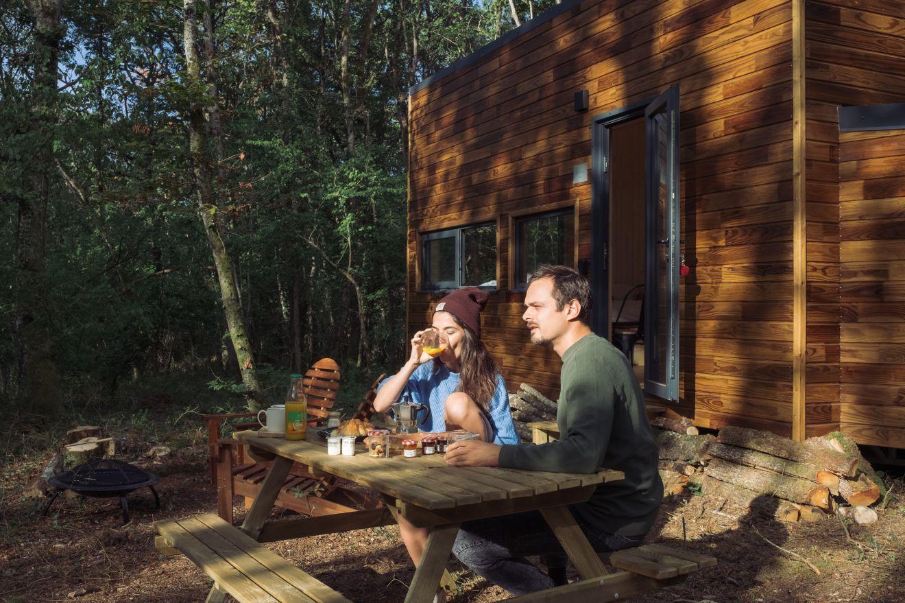Les gestes écologiques au quotidien en Tiny House