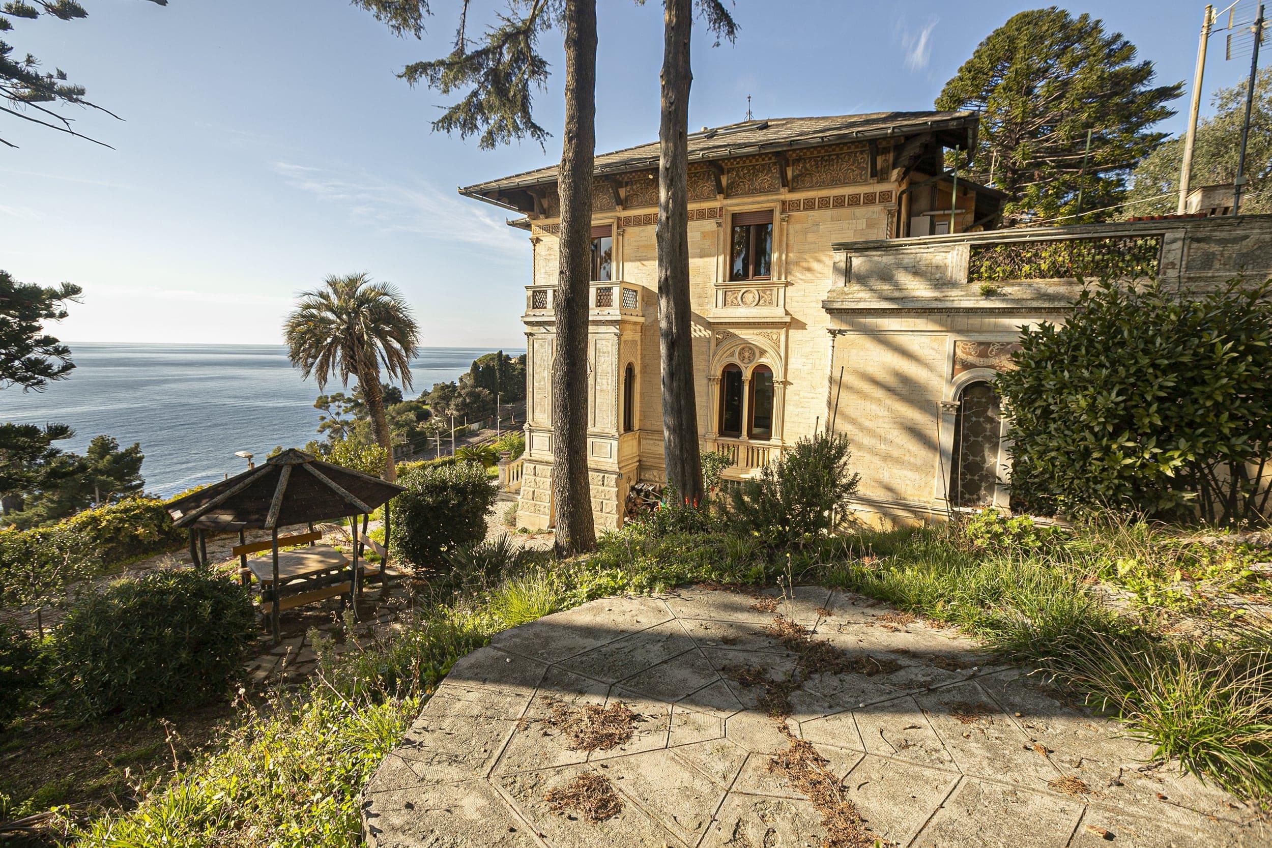 Villa Singola in vendita Pieve Ligure 21711052-526