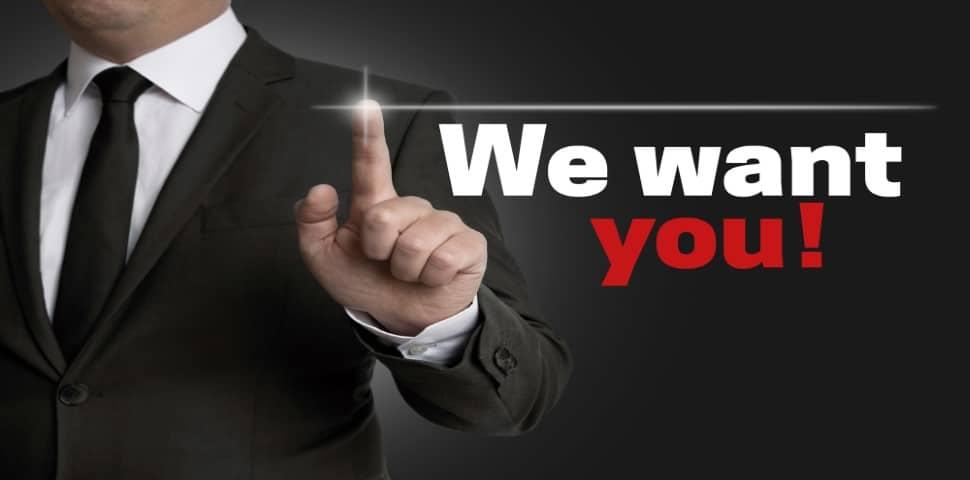 Job Offer Best Employees
