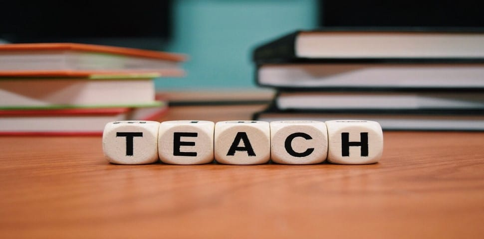 Teach Educate Passion And Belief