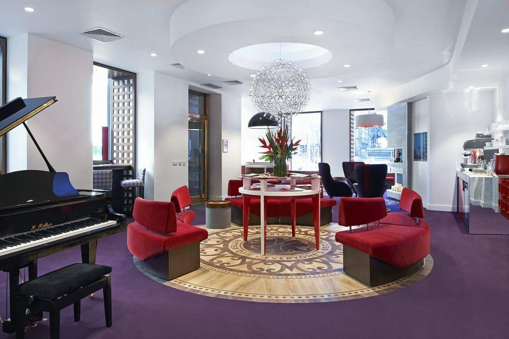 Virgin Money Lounge2 Successful Entrepreneurs