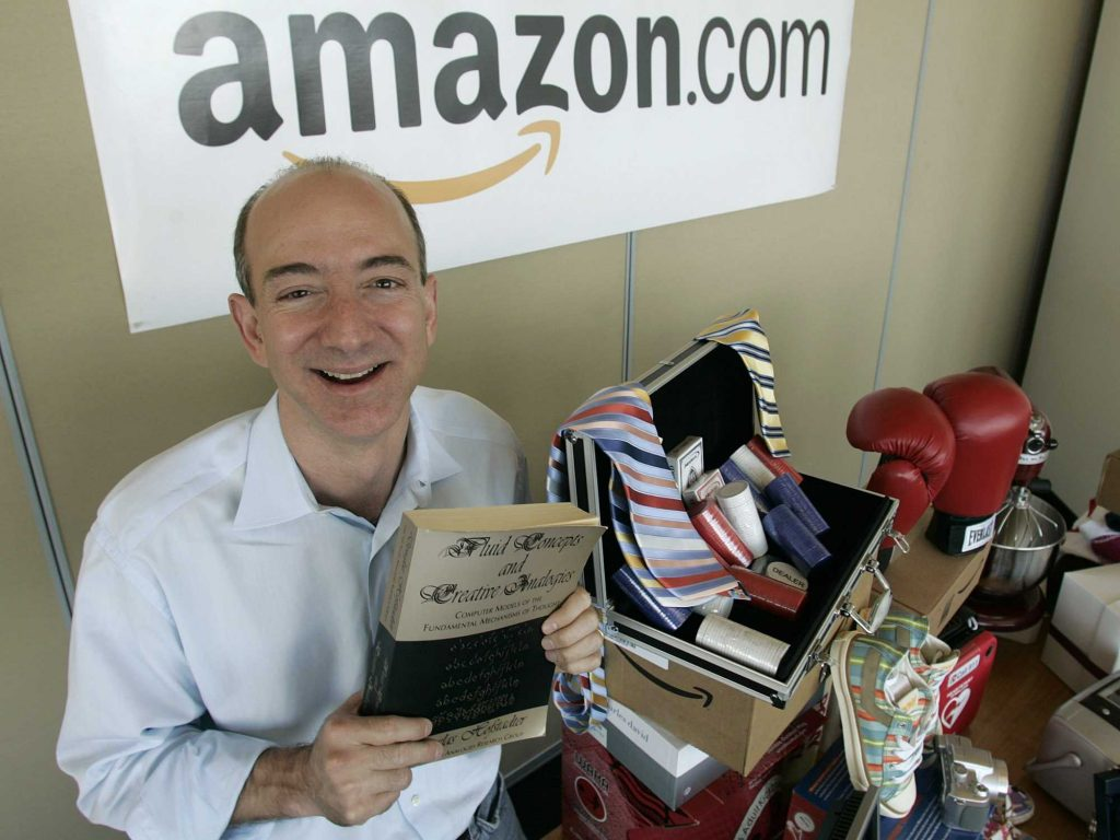 Jeff Bezos Detailed About the Details So You Wanna Be Rich Successful Entrepreneurs