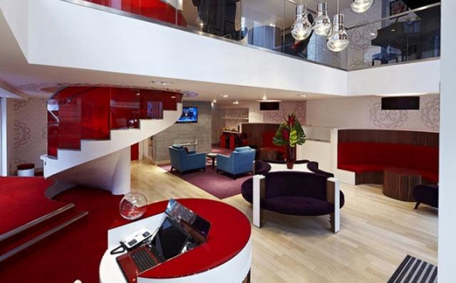 Virgin Money Lounge Successful Entrepreneurs