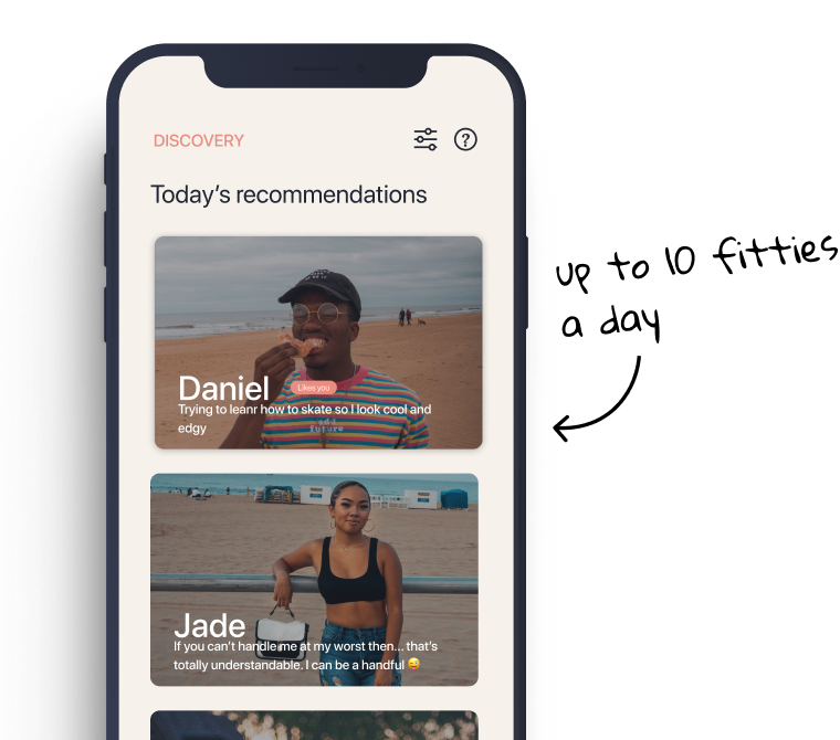 Elate is a dating app with quality recommendations over quantity