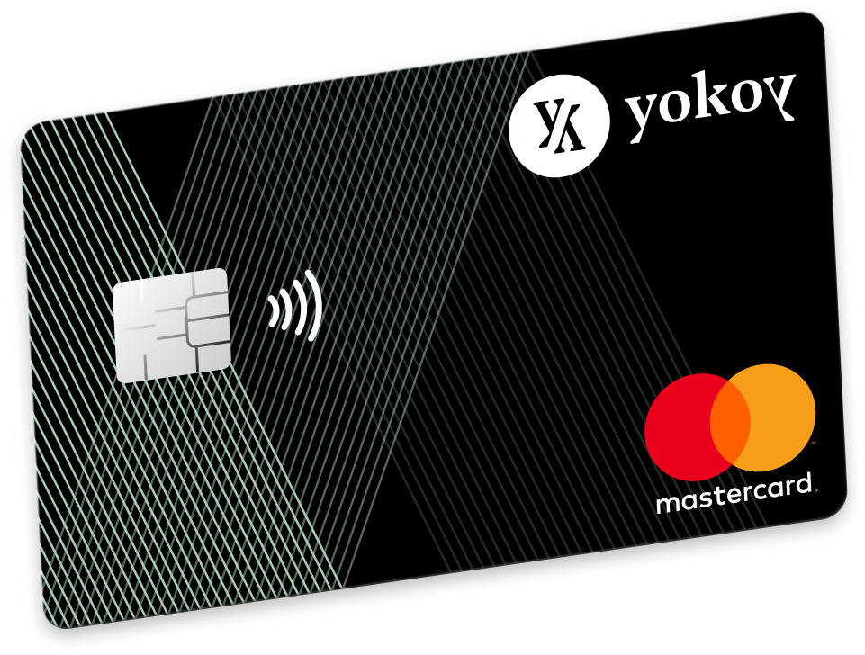 Yokoy Mastercard