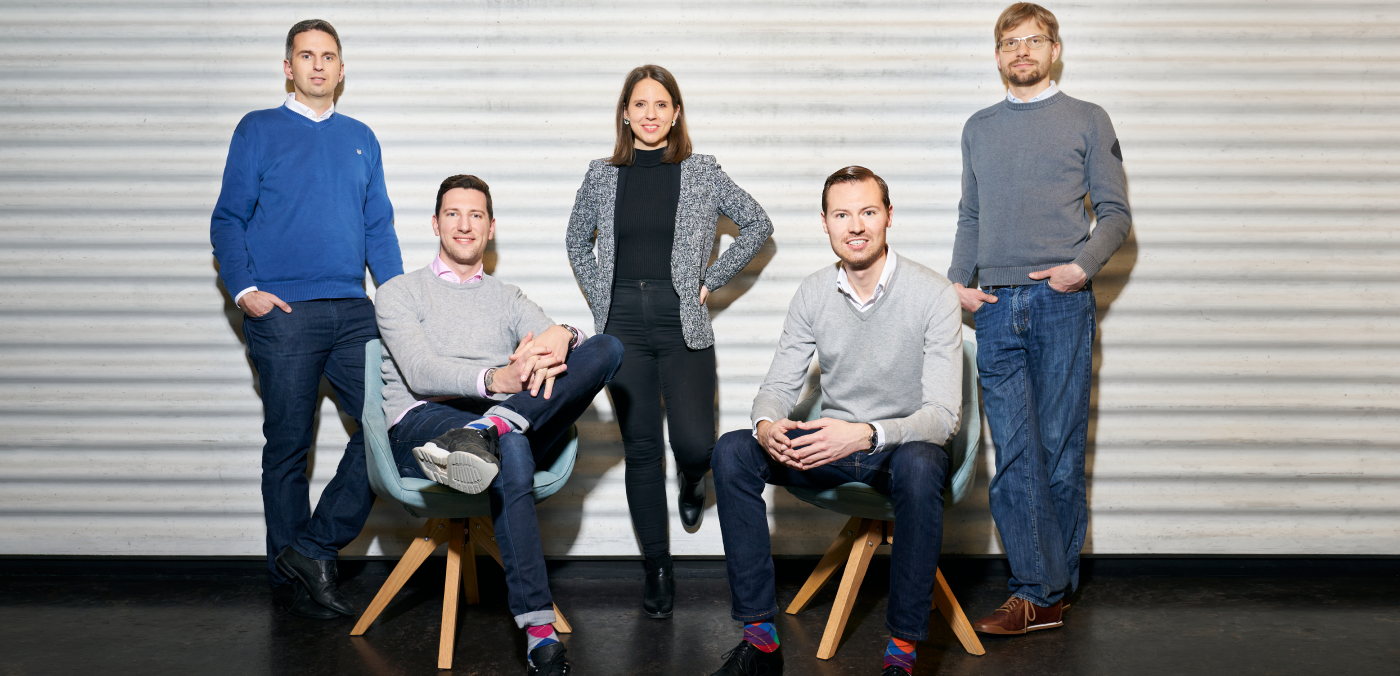 Banner of Expense Robot (Yokoy) raising CHF 1.7 Mil for seed round