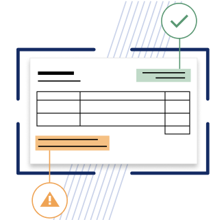 Supplier invoices icon