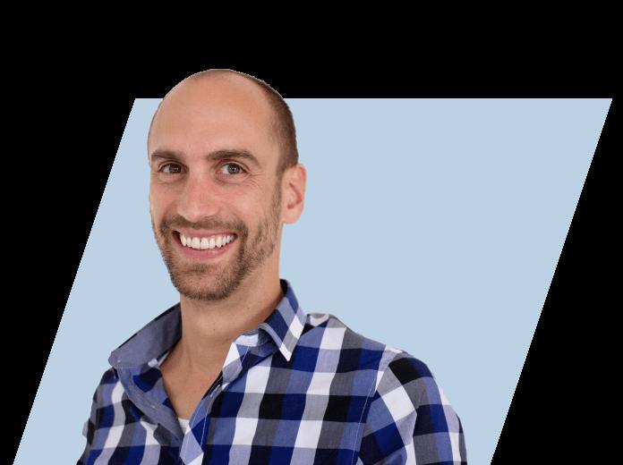 Portrait Julien Falco, Product Manager Yokoy