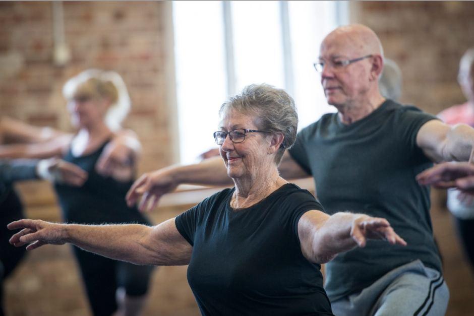 Virtual Ballet Technique and Enrichment for Active Seniors