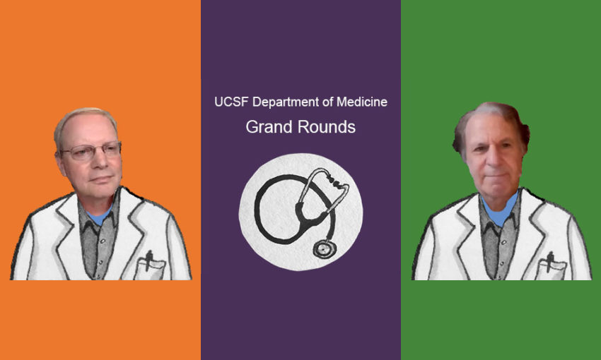 UCSF Grand Rounds: Interview with John Barry, Author of The Great Influenza