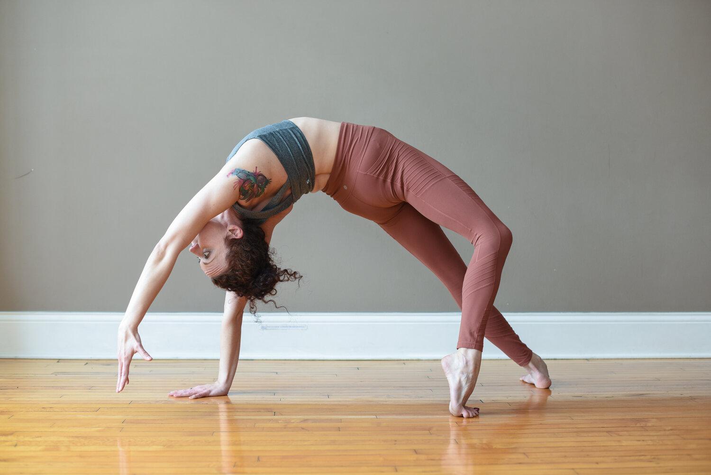 Virtual Dance Lab: Yoga with A. Raheim White