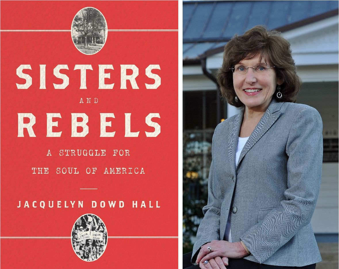 Book Talk: Sisters and Rebels: A Struggle for the Soul of America
