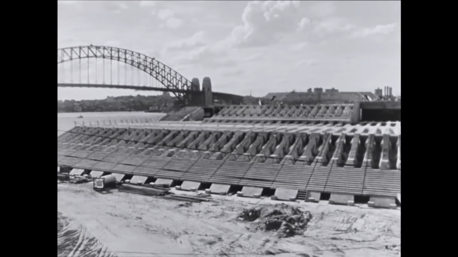 Film: Autopsy on a Dream - The Untold Story of Building the Sydney Opera House