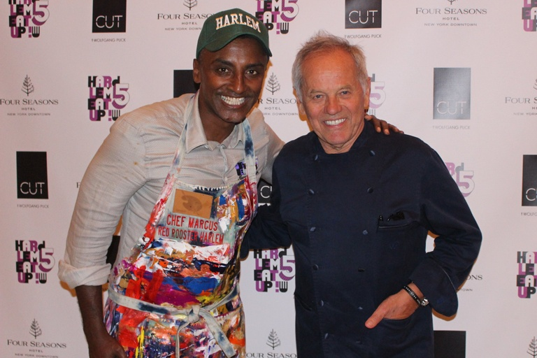 The Path Forward: The Future of Dining Out with Wolfgang Puck and Marcus Samuelsson