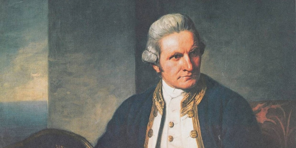 Virtual Ocean Talk: Captain Cook-Man or Myth?