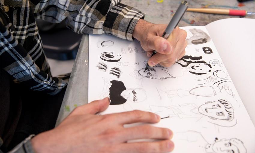 Cartooning for Beginners