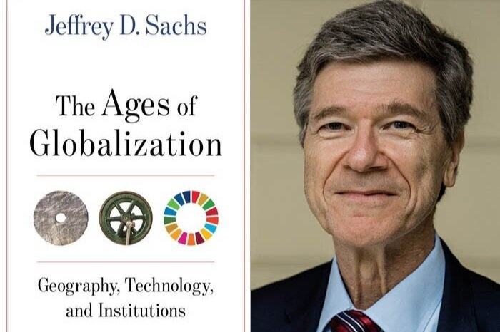 Book Talk: Jeffrey Sachs - The Ages of Globalization